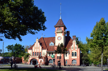bahnhof berlin-nikolassee