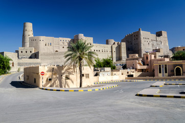 Bahla Fort / The largest fort in Sultanate of Oman