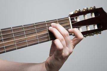 Guitar chord Em