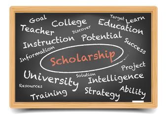 Wordcloud Scholarship