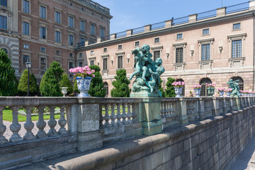Swedish Royal Palace, Stockholm, Sweden