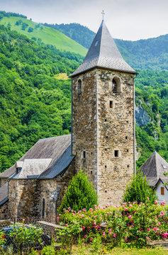 Church in Borce