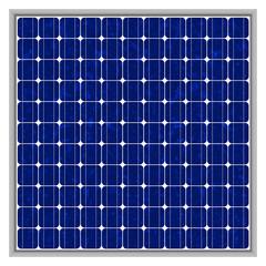 Solarmodul, polykristallin