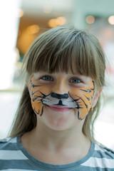 Children's make-up image