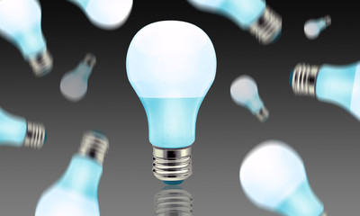 Innovative Energy Saving Lamp