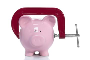 Clamping down on savings