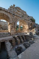 Antalya, Perge antik kent harabeleri