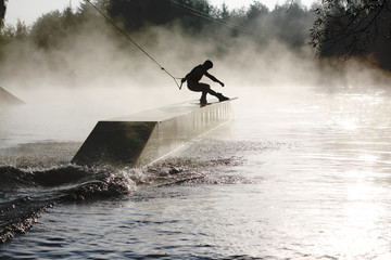 wakeboard slide