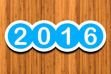 2016 - Neujahr