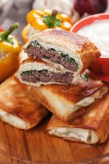 Borek burger