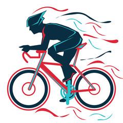 fietsen, fietsen, sporten