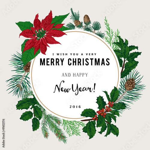 i wish you a very merry christmas and happy new year