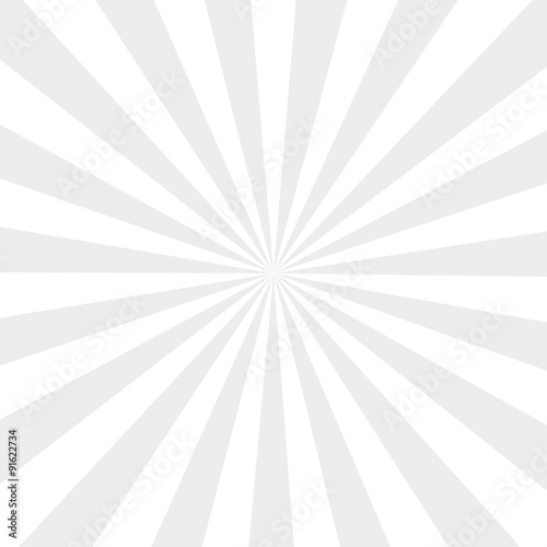 Ray Retro Background Gray Colored Rays Stylish Illustration