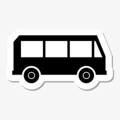 Bus Sticker