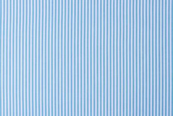 Hellblau Stoff mit Weißen Streifen