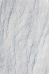 background of fresh snow