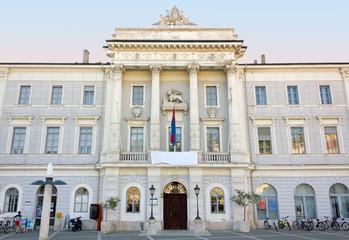 Piran Town Hall, Slovenia