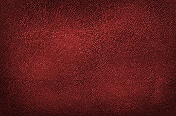 high resolution red leather texture Wall mural