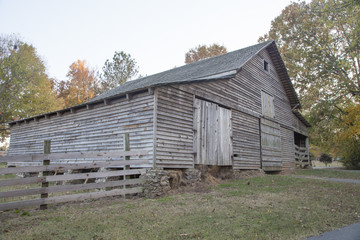 Rustic Old Barn 2015-09-19