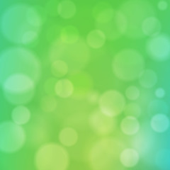 Abstrack bokeh background