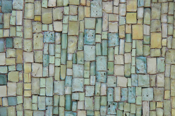 small stones mosaic background ..