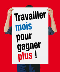 PERSONNAGE_Travailler moins Gagner Plus