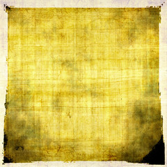 Grunge papyrus paper background