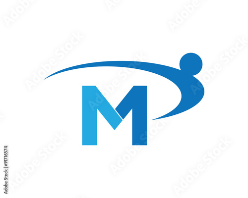 M mp letter logo template stock image and royalty free vector m mp letter logo template spiritdancerdesigns Images