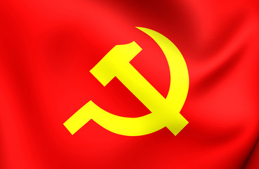 Communist Party of Vietnam Flag