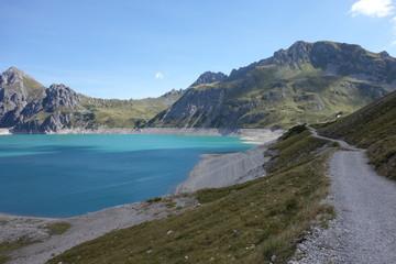 Lünersee - Brandner Tal - Vorarlberg - Österreich