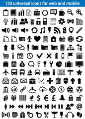 130 Web Icons