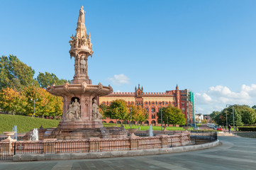 The Doulton Fountain