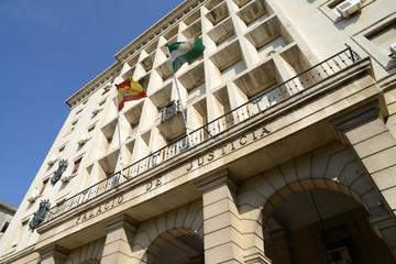 Palais de justice de Séville