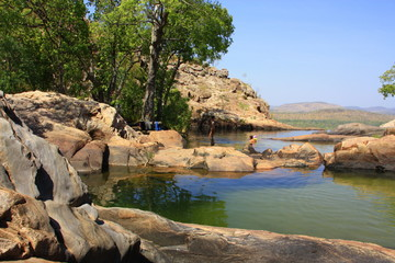 gunlom, Kakadu National Park, Northern Territory, Australia