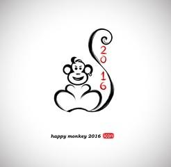 happy monkey 2016