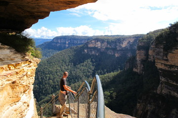 Blue Mountains National Park, NSW, Australia