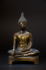 Sukhothai buddha statue