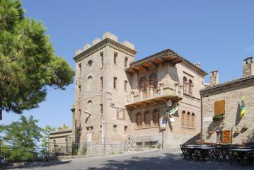 Borgo Medioevale di Moresco Marche