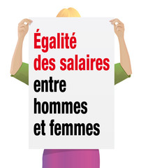 PERSONNAGE_Salaires Hommes Femmes