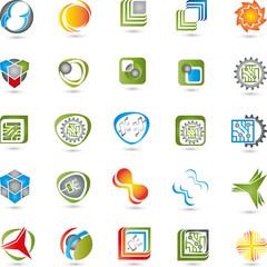 Logos Sammlung, Telekommunikation, Elektronik