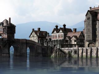 Wharfeside Bridge