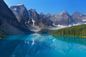 The Canadian Rockies Wall mural