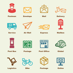 post service elements