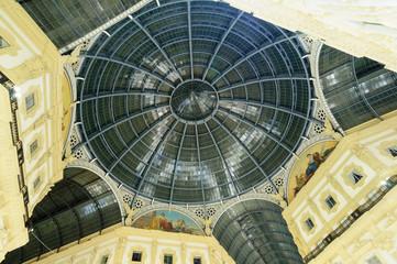 Milano Galleria Vittorio Emanuele Secondo