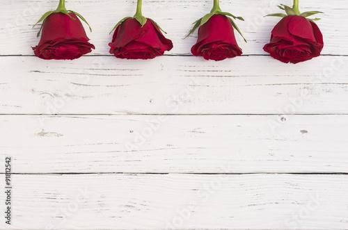 rote rosen hochzeit karte glückwunsch gratulation einladung, Einladung