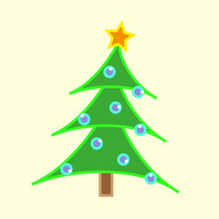 Christmas tree card backgrounds