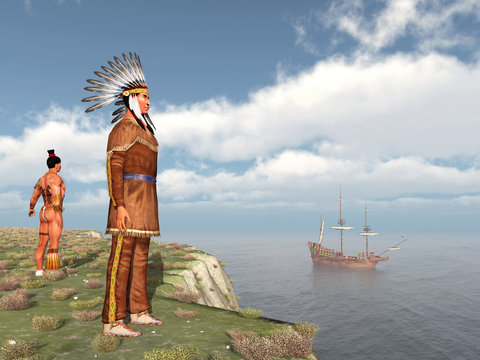 Native Americans and the Mayflower