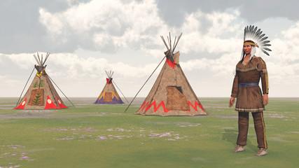 Indianerlager