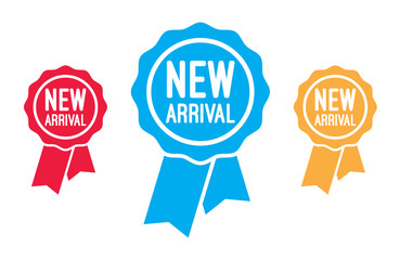 New Arrival Ribbons