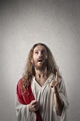 Shocked Jesus